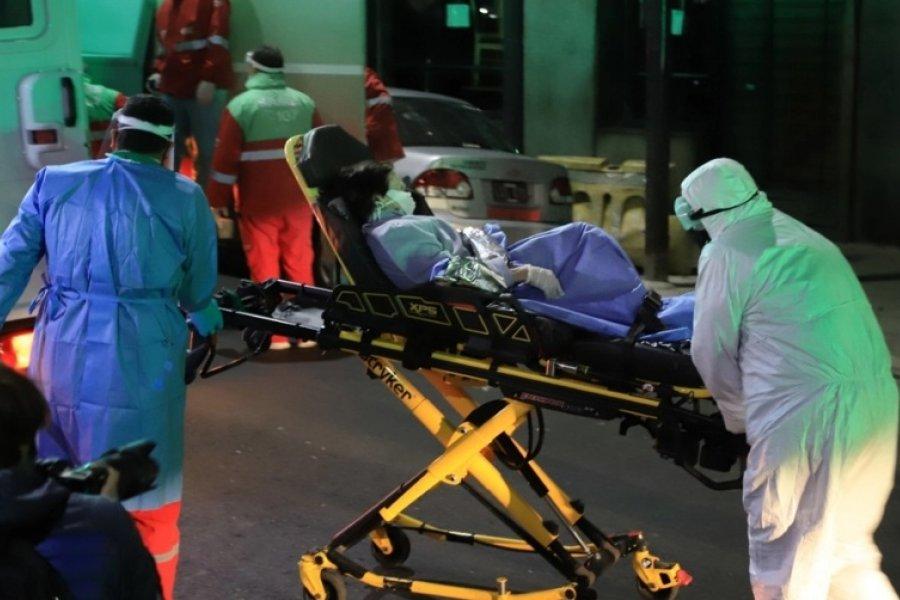 Coronavirus en Argentina: 112 muertes y 7.264 nuevos casos