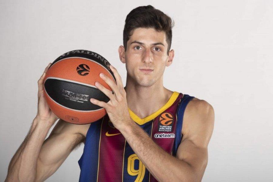 """Leandro Bolmaro: """"Nunca me imaginé estar en un Draft"""""""
