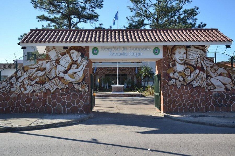 Otro escándalo en el Hospital de Campaña, un paciente Covid abandonó la internación