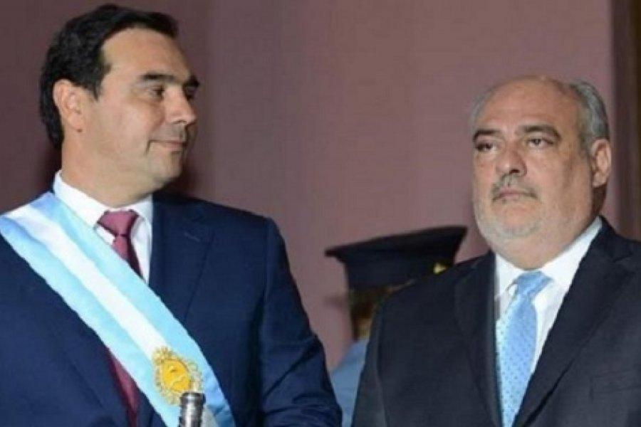 Colombi pide circulación sobre el puente interprovincial y habla de errores en la gestión Valdés
