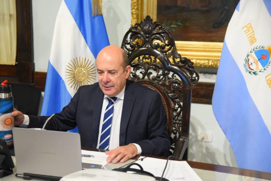 """Canteros: """"Las provincias tenemos una gran riqueza exportable"""""""
