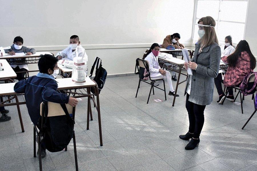 """""""Tenemos todo listo para que en 2021 la presencialidad en las escuelas sea la regla"""""""