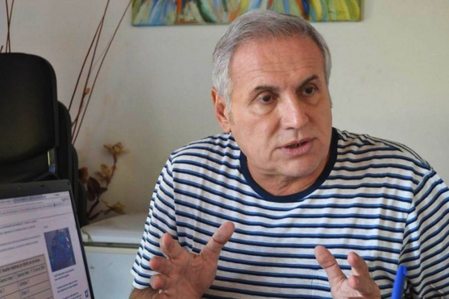 El coordinador de Políticas Sanitarias Alfredo Revidatti tiene Coronavirus