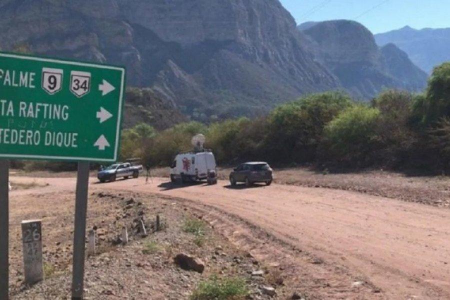 El gobierno de Salta confirmó que el helicóptero de Brito se enganchó en un cable