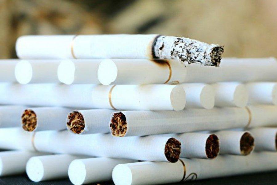 El martes aumentará 7% el precio de los cigarrillos