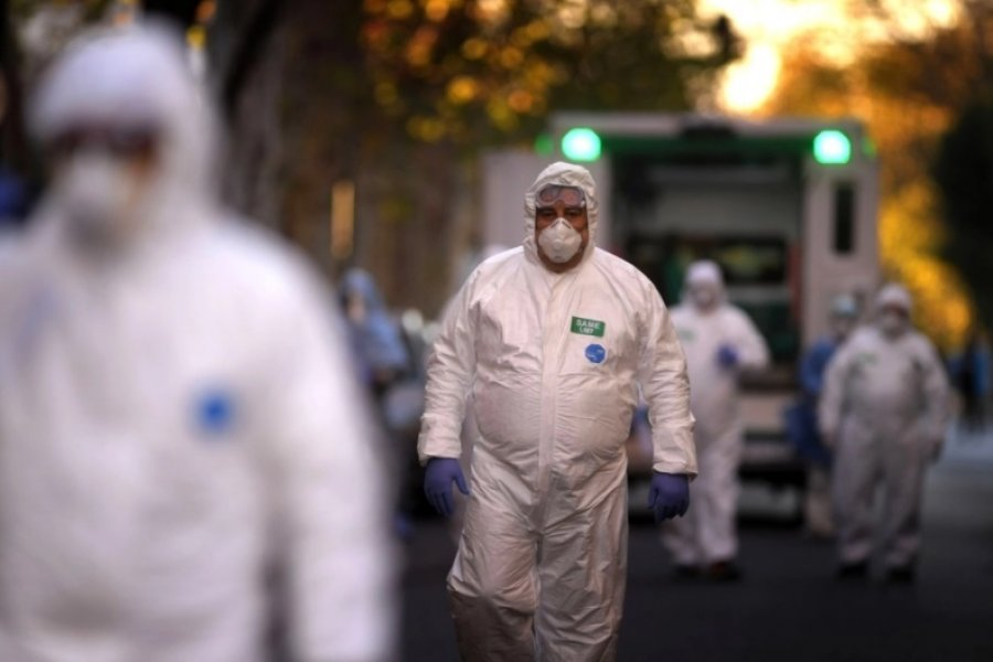 Coronavirus:  8.932 nuevos casos y 68 muertes