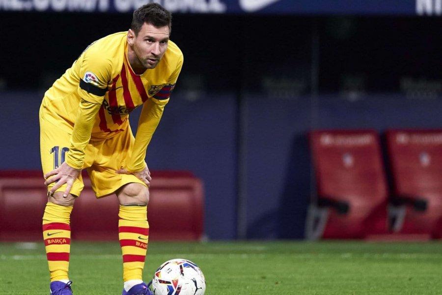 Barcelona cayó ante Atlético Madrid tras un grosero error de Ter Stegen