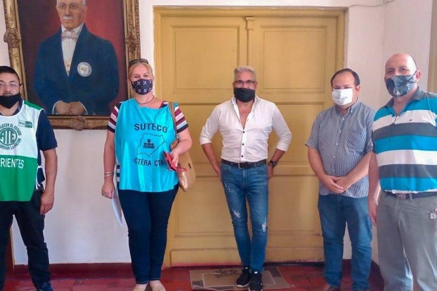 Municipios y Concejos Deliberantes acompañan demandas de normalización de servicios del IOSCOR
