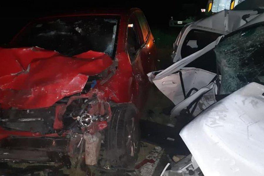 Dos jóvenes murieron y otra perdió un embarazo en un trágico accidente