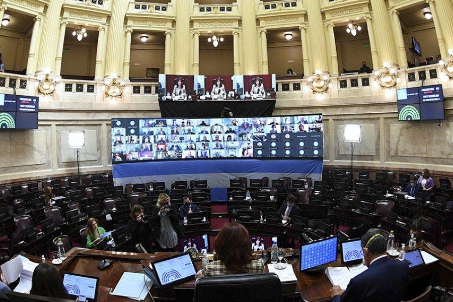 El Senado tratará a partir del martes el proyecto de Aporte Solidario y Extraordinario