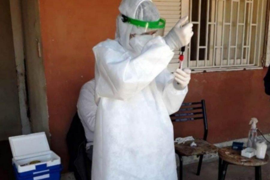 Goya sumó quince nuevos casos de Coronavirus
