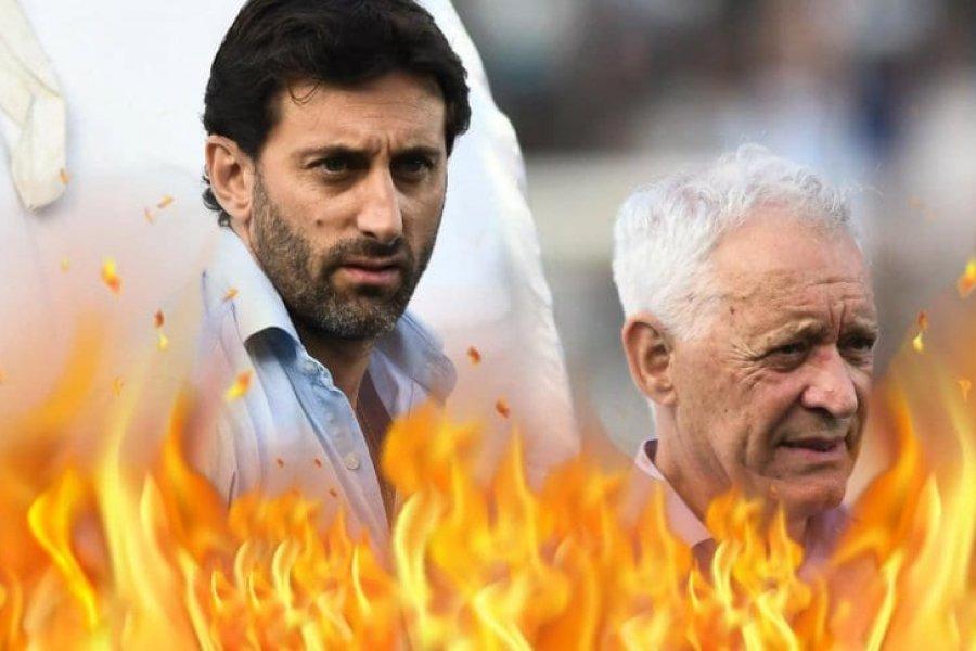 Racing y los bombazos de Milito para anunciar su salida