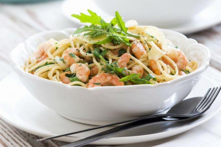 8 ideas para aligerar un plato de pasta