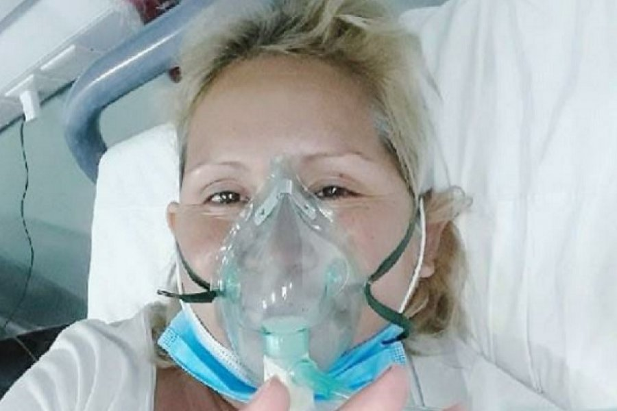 Hospital de Campaña: Vi gente muerta en los pasillos, dijo una paciente