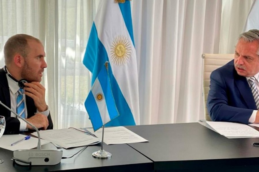 El Presidente apunta a un acuerdo con el FMI con objetivos y redistribución del ingreso