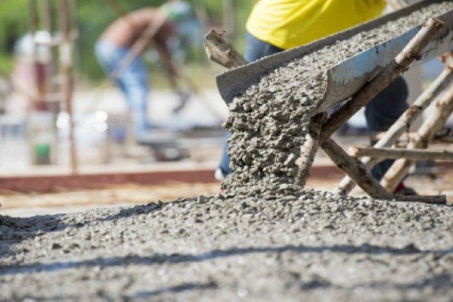 Informe de consumo de cemento en Corrientes en octubre