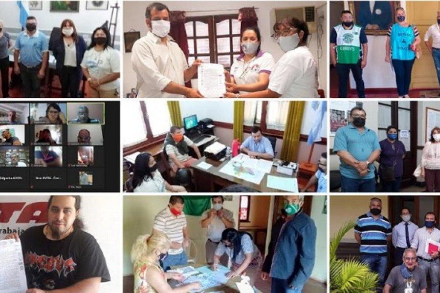 Reclamos por normalización de servicios del IOSCOR suman adhesiones de municipios y concejos