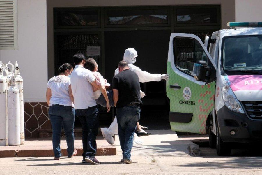 Ingresaron 20 pacientes más al Hospital de Campaña