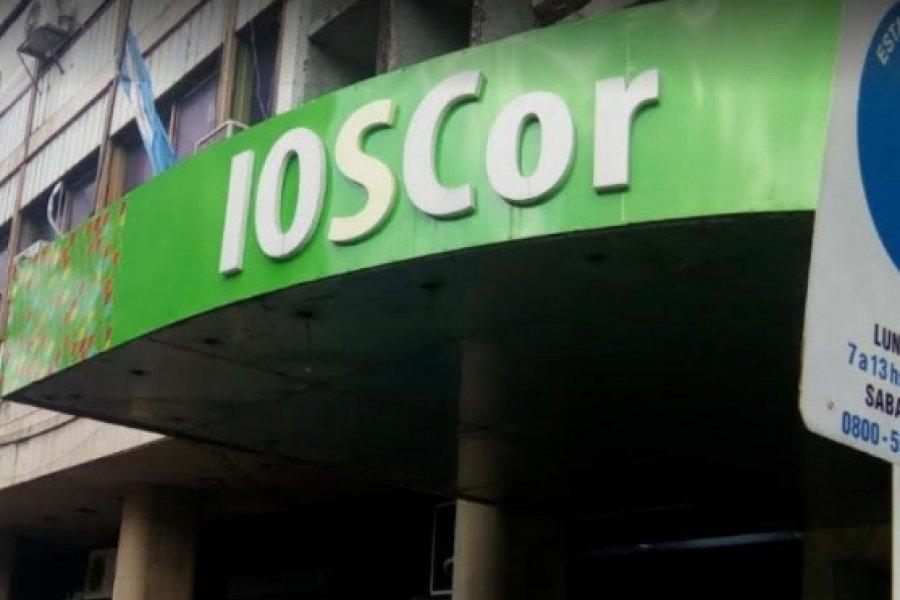 ATE posa su mirada crítica sobre IOSCOR y su falta de capacidad para trabajar en la pandemia