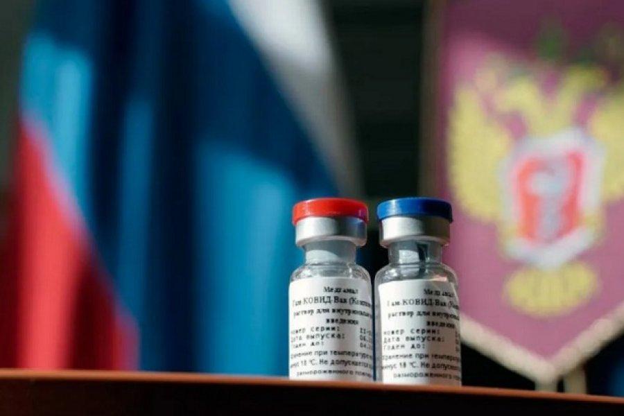 La vacuna rusa contra el coronavirus Sputnik V mostró más de 95% de eficacia