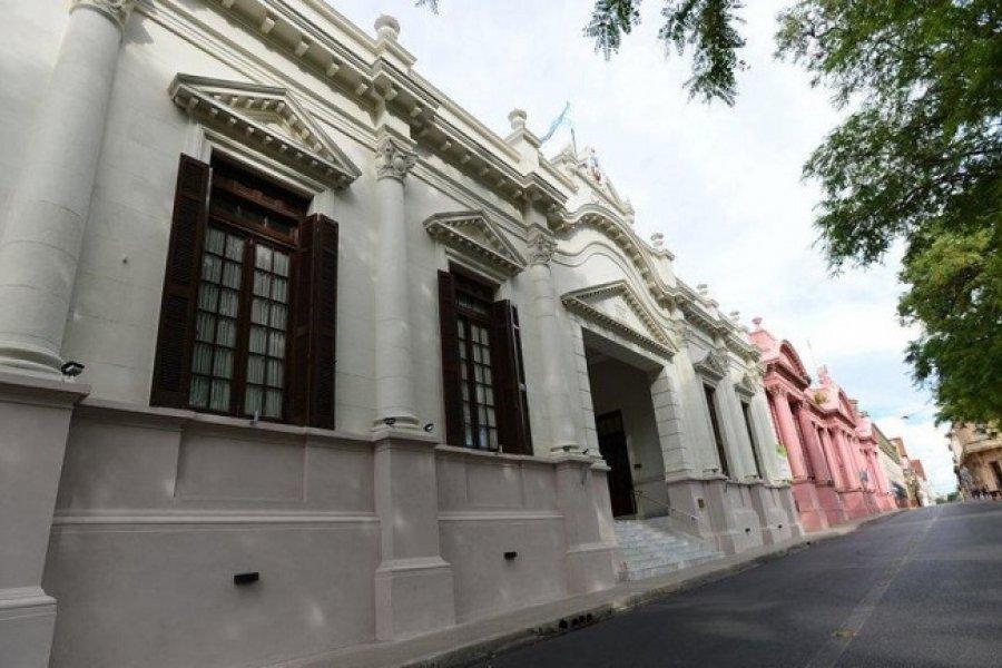 Valdés envió el Presupuesto y pidió su aprobación en pos de la previsibilidad
