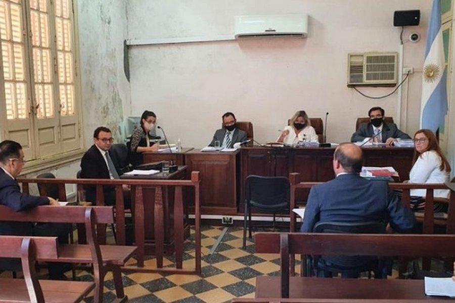 Condenan a 28 años de prisión al ex juez Turraca Schou y ordenan su inmediata detención