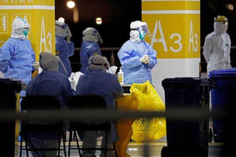 Brote de coronavirus en el aeropuerto de Shanghái: más de 500 vuelos anulados