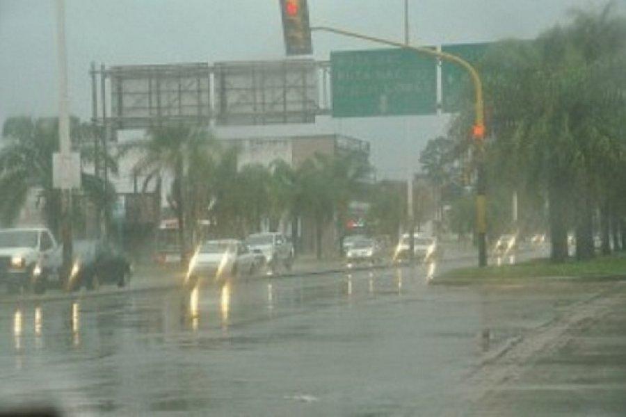 Anticipan tormentas aisladas y máxima de 41 grados en Corrientes