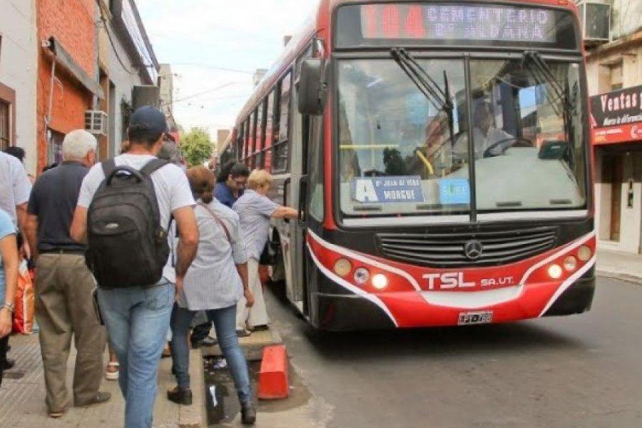 Empresas del transporte sin cumplir con aportes patronales