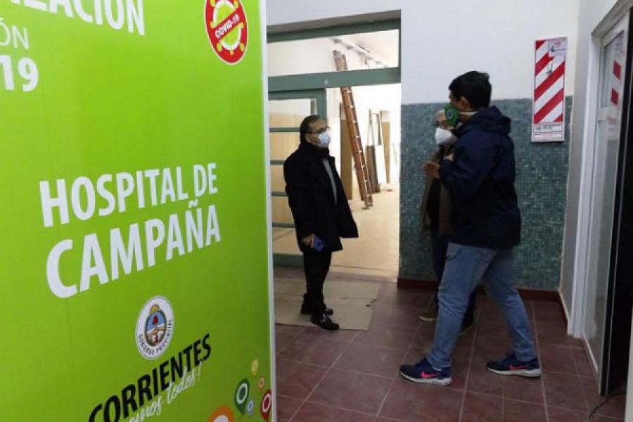Trece días en Fase 3, Corrientes duplica a Chaco en contagios y casos activos Covid-19
