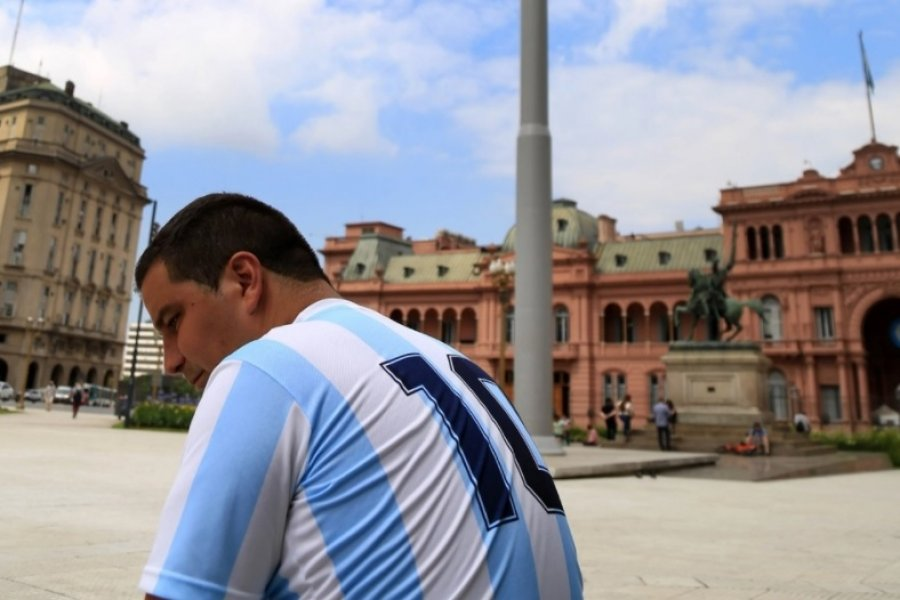 Diego Maradona será velado en la Casa Rosada