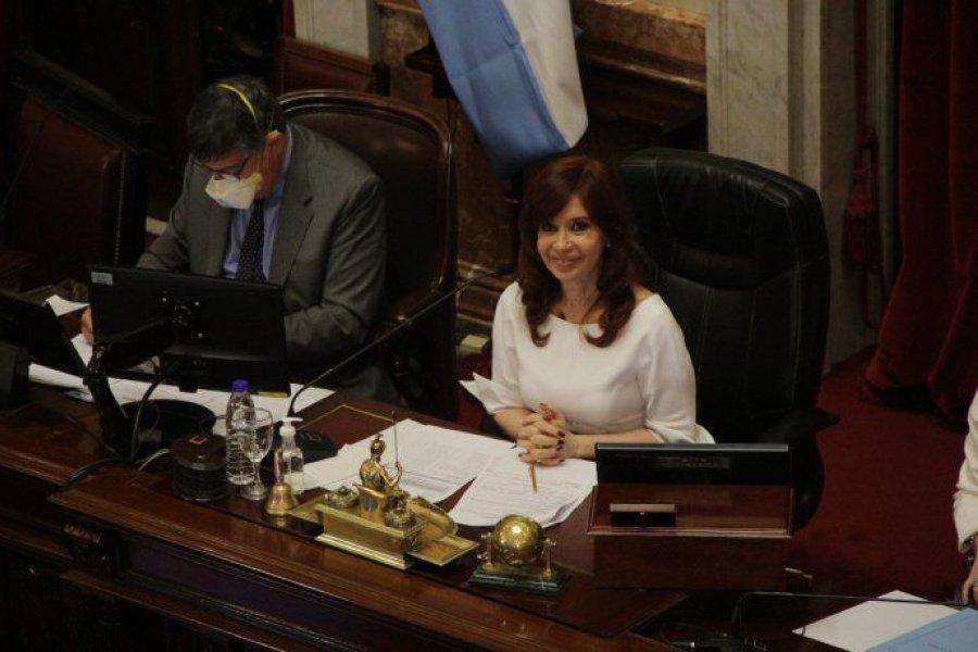 El Senado prorrogó las sesiones virtuales hasta el 1 de marzo del año próximo