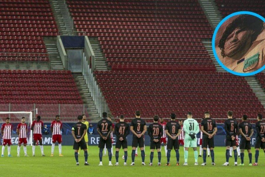 Tras el homenaje a Maradona, Manchester City se clasificó a octavos