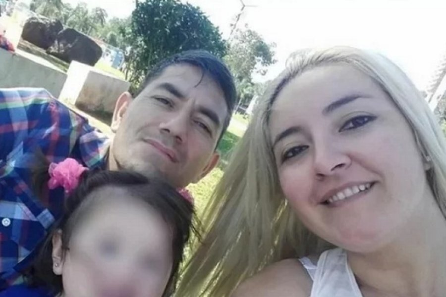 Juzgarán a una mujer policía por el asesinato de su esposo prefecturiano