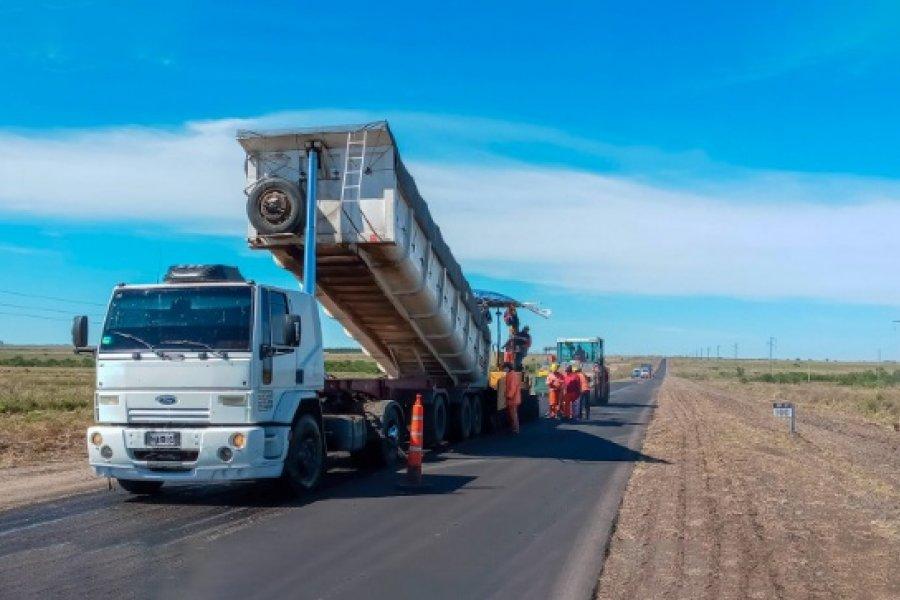 Vialidad Nacional avanza en la reconstrucción de la Ruta 119 para vincular Mercedes, Curuzú y la RN14