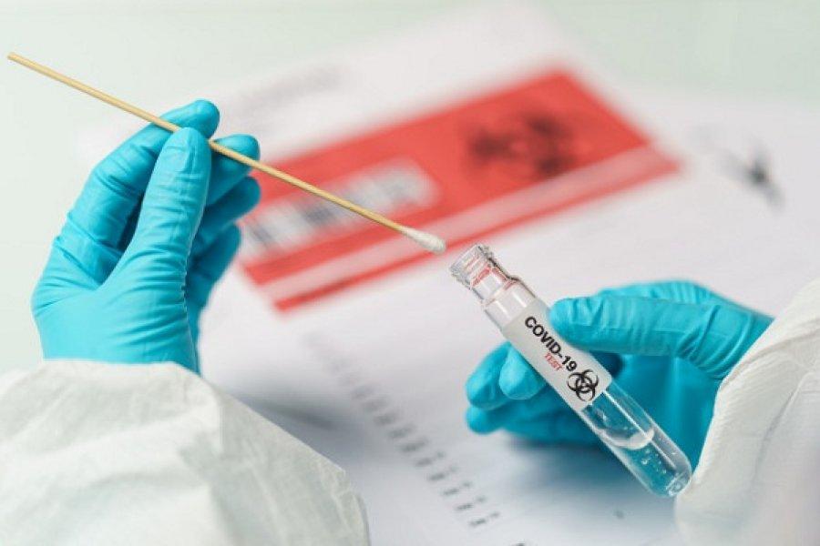 Pandemia con pocos recursos, la Justicia donó test a la Provincia