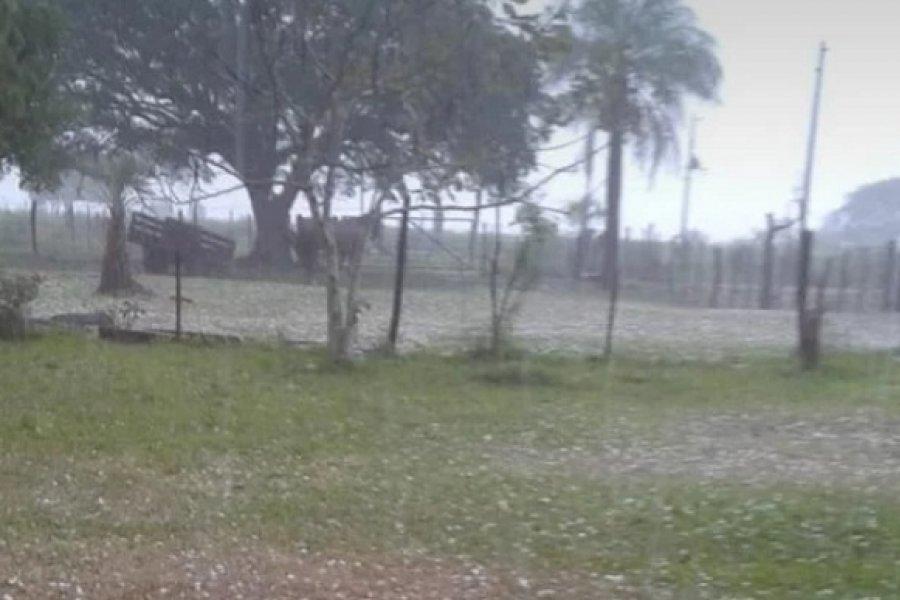 Las lluvias extinguieron los incendios en Corrientes