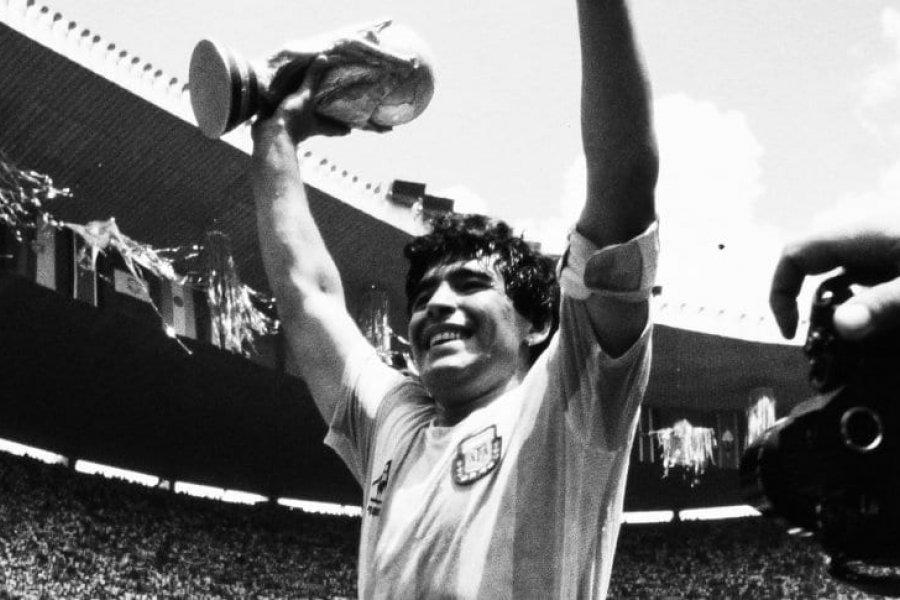 Diego Maradona fue enterrado y ya descansa en paz
