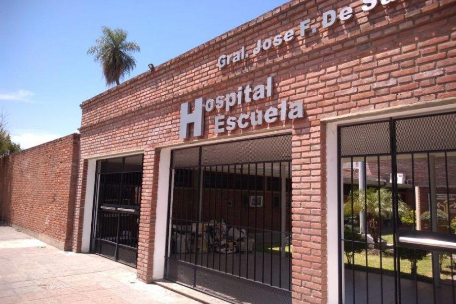 Cerró la cocina del Hospital Escuela por tres casos de Coronavirus