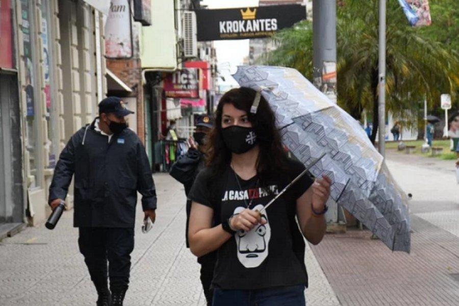 Pronóstico de lluvias extendido hasta el miércoles