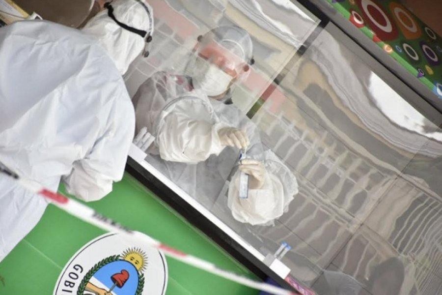 Corrientes: A 15 días de aplicar el Plan Detectar se prevé 5 mil testeos diarios
