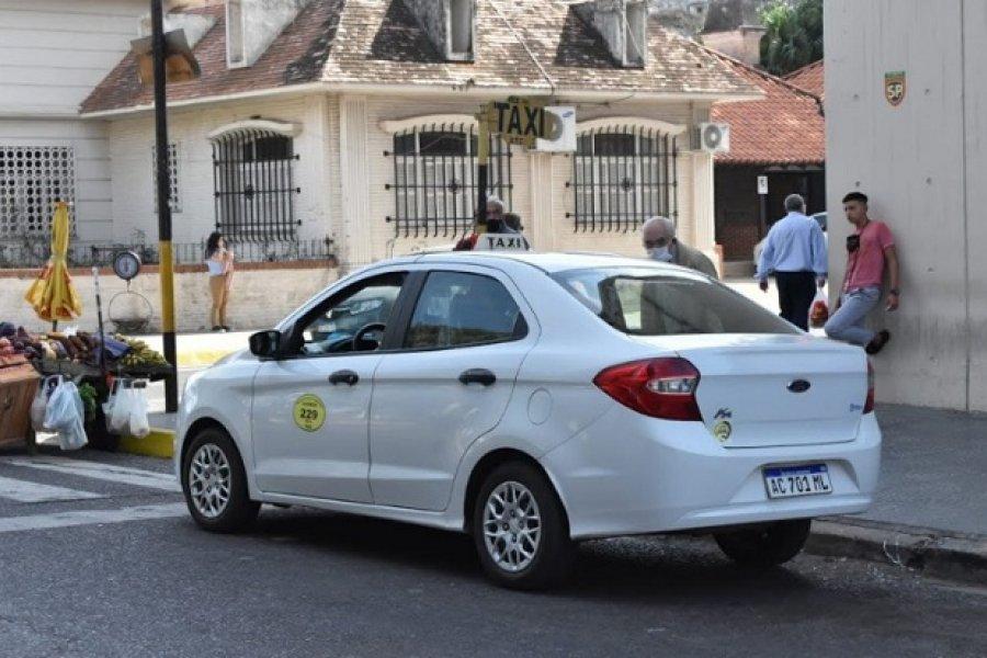 Taxistas y remiseros unidos contra Uber