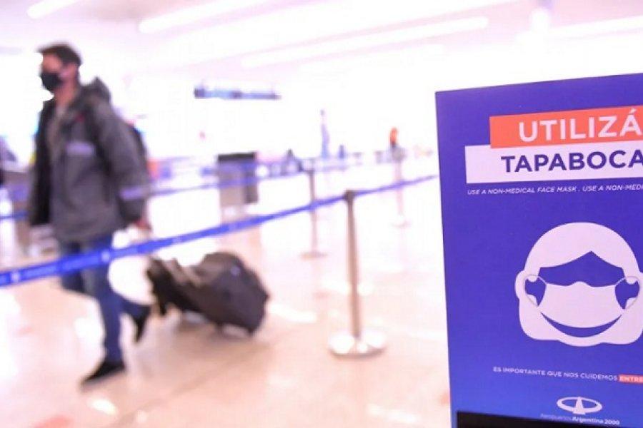 Quienes ingresen al país del exterior podrán no hacer el aislamiento de 14 días