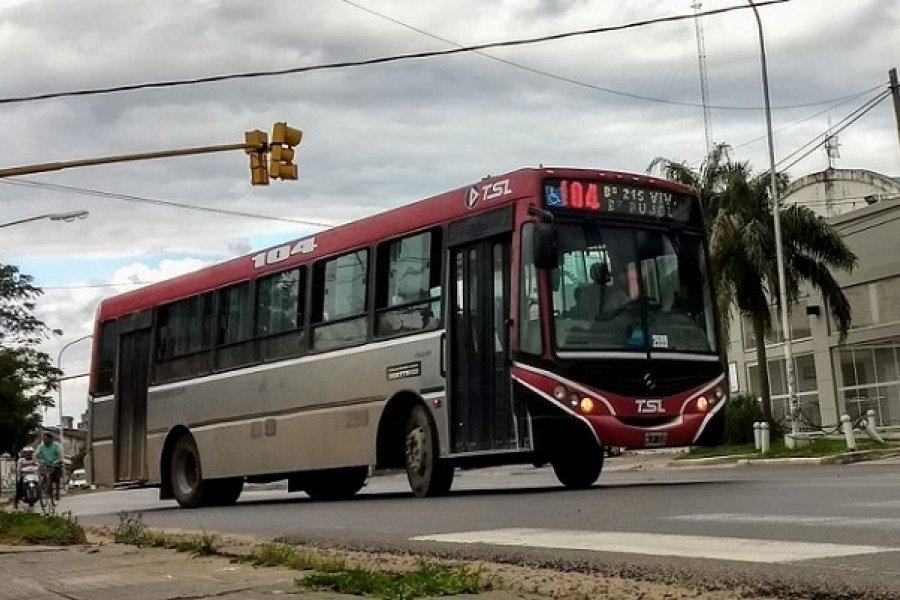 Piden información sobre las empresas concesionarias del transporte público