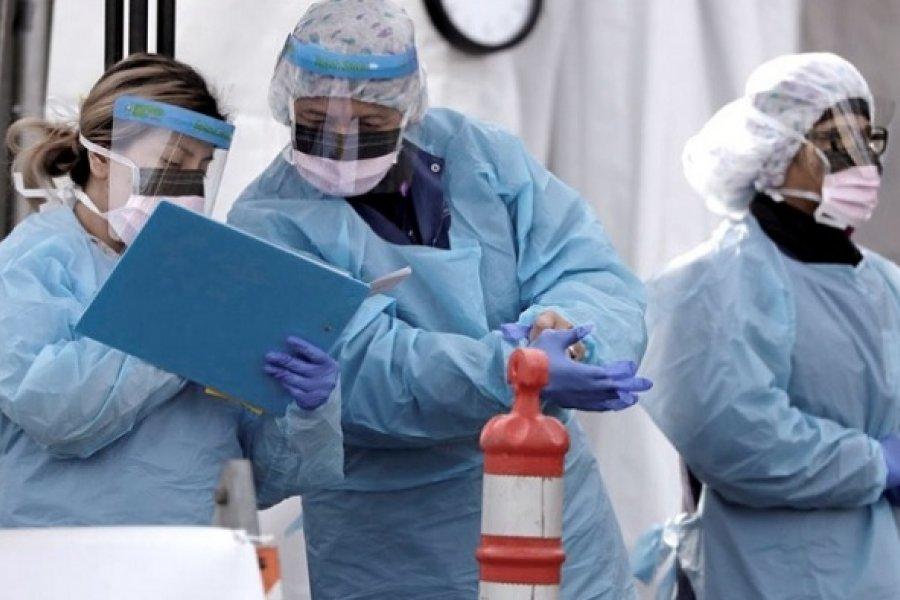 Confirman 1.453 casos activos y 540 fallecidos por Covid-19 en el Chaco