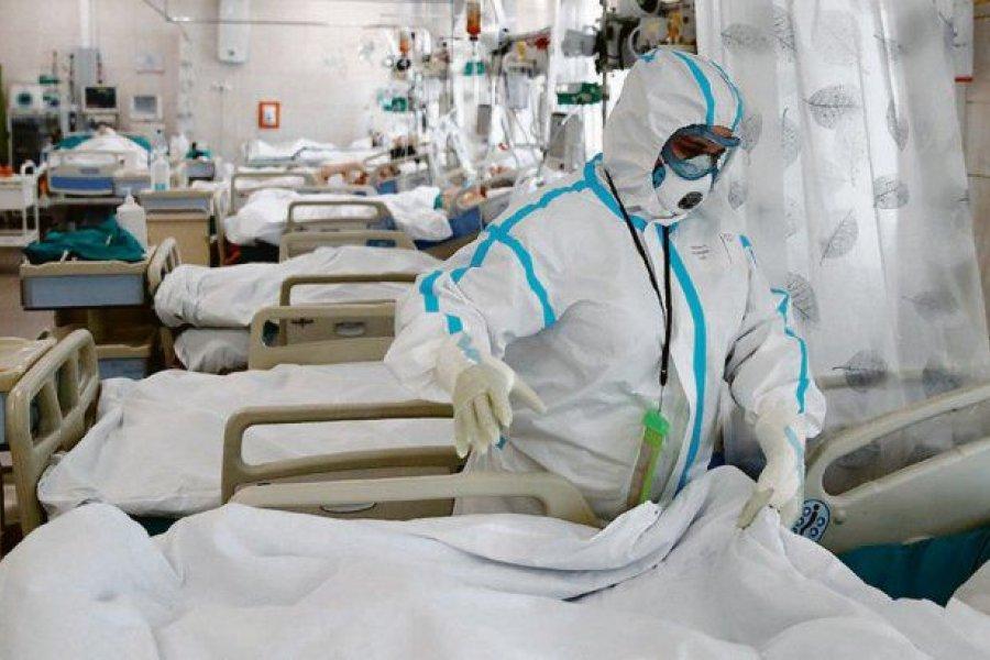 275 muertes y 7.846 nuevos casos de Coronavirus en Argentina