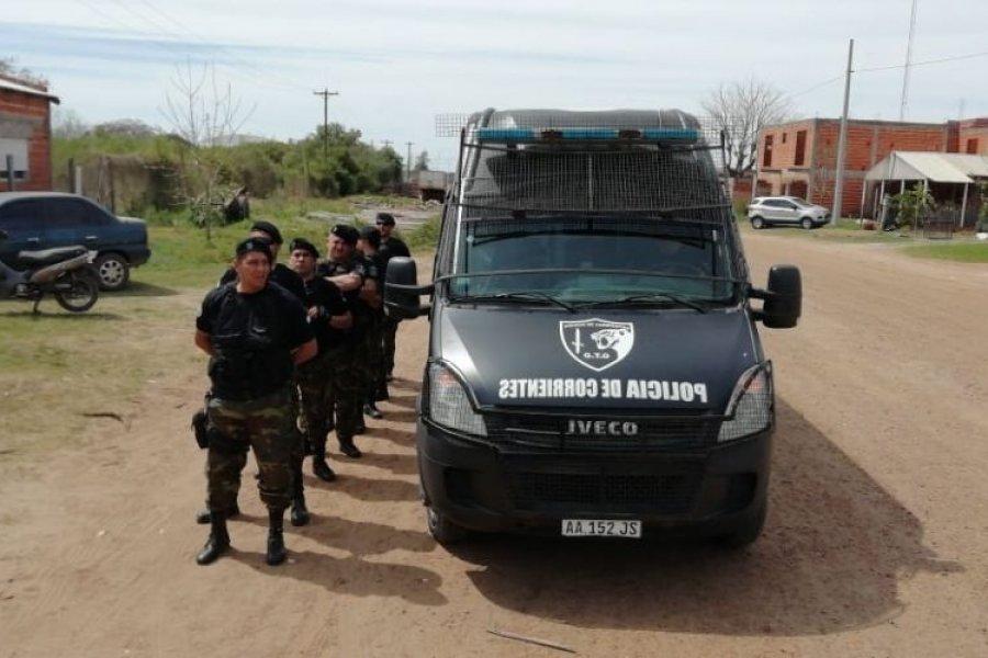 Aislaron a todo un grupo especial de la policía por siete casos de Coronavirus