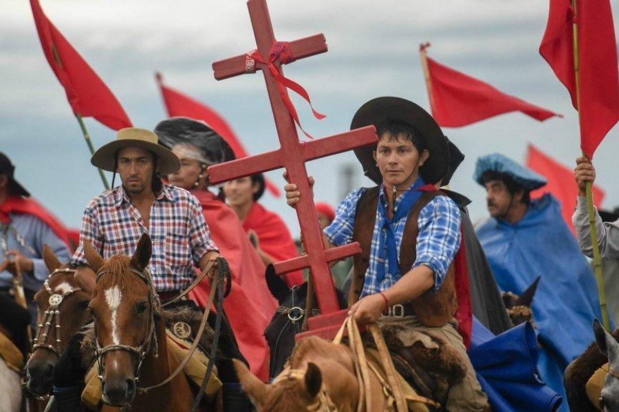 Suspendieron la peregrinación a caballo hacia el Gauchito Gil