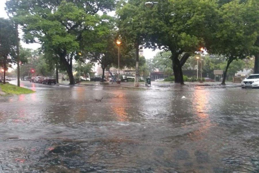 Renovaron alerta por tormentas fuertes para Corrientes