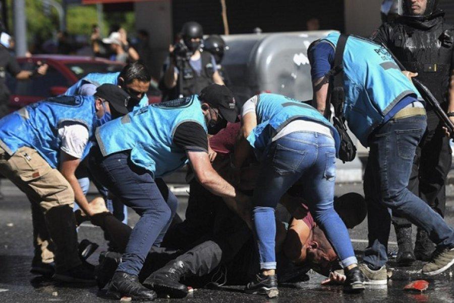 Frederic, sobre la represión: Para despolitizar lo mejor es que la Justicia investigue